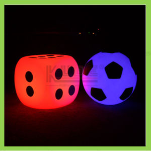Outdoor Decoration LED Stool Flash Bar Stool pictures & photos