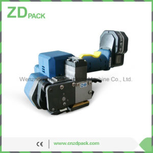 Electric Plastic Strapping Machine (P323) pictures & photos