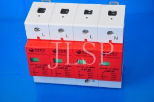 Surge Protective Device 20ka 230/400V, Jlsp-400-80, SPD, 80-010 pictures & photos
