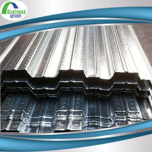 Industrial Construction Ibr Steel Roofs Long-Lasting Corrugated Metal Roofing