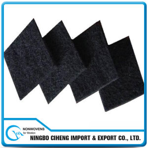 High Efficiency Activated Carbon Pre Filter Felt for Sewage Treatment pictures & photos