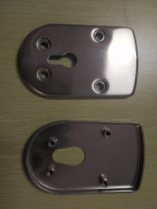 Mul-T-Lock Big Surface Plate, Anti-Drill Plate pictures & photos