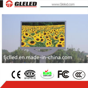 Hot Sale Full Color LED Screen pH10mm Outdoor Display LED Screen Easy Install pictures & photos