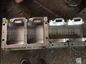 Plastic Engine Oil Bottle Extrusion Mold pictures & photos