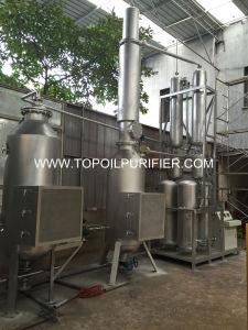 Black Engine Oil to Diesel Fuel Oil Regeneration Plant pictures & photos