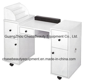 New Design Beauty Salon Furniture Nail and Manicure Table pictures & photos