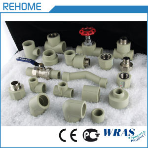 DIN 8077-8078 PPR Fittings for Cold and Hot Water Supply pictures & photos