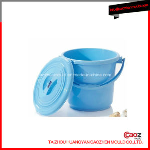 Good Quality Plastic Round Bucket Mould in Huangyan pictures & photos