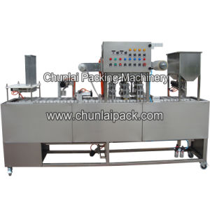 GF Series Cup Washing Filling and Sealing Machine pictures & photos