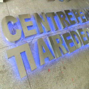 Stainless Steel Metal LED Letters for Business and Advertising Signs pictures & photos
