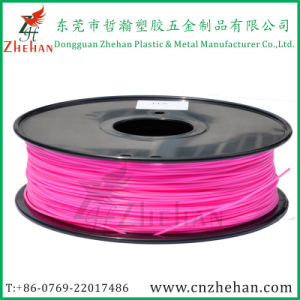 Hot Selling 3mm 1.75mm ABS PLA Plastic 3D Printer Filaments pictures & photos