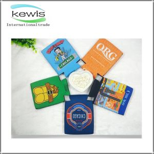 Hot Sale Promotional Gift Foldable Neoprene Koozie Can Holder pictures & photos