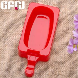 FDA Silicone Ice Cream Tray Silicone Popsicle Ice Pop Molds pictures & photos