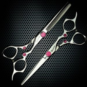 Professional New Design Salon Hair Dressing Scissors pictures & photos