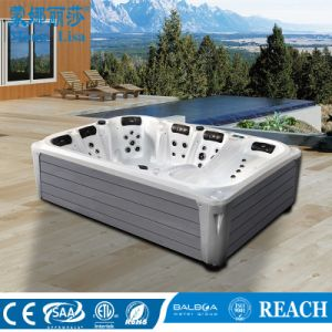 Monalisa 6 People SPA Bathtub Outdoor Massage Hot Tub M-3378 pictures & photos