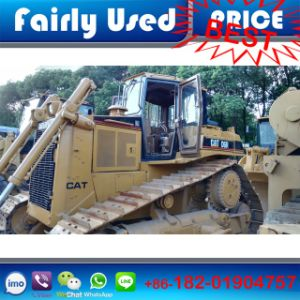 Used Cat D6r Dozer with Ripper