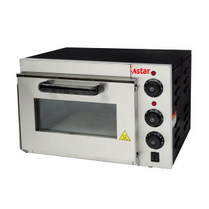 One Deck Commercial Electric Stainless Steel Pizza Oven Pizza Baking Machine pictures & photos