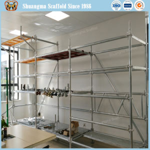 Construction and Decoration Working Platform Scaffold pictures & photos