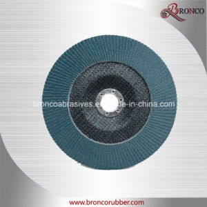 "4"" Vsm Zirconia Flap Disc pictures & photos"