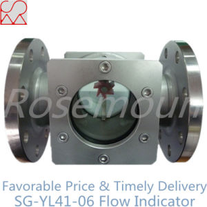 Flange Sight Glass Flow Indicator for Liquids pictures & photos