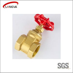 Brass and Stainless Steel, Non-Rising Stem Type Internal Thread Gate Valves pictures & photos