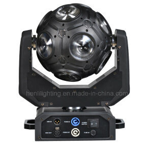 PRO Stage Football 12*10W DMX LED Moving Head with Beam pictures & photos