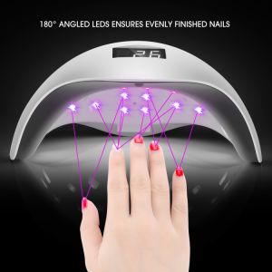 Factory Supply 48W Sun5 LED Nail Lamp pictures & photos