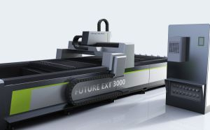 New and Hot Sales Fiber Laser Cutting and Graving Machine pictures & photos