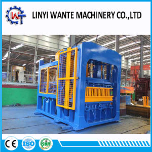 Qt10-15 Fully Automatic /Concrete Blocks /Block Making Machine pictures & photos