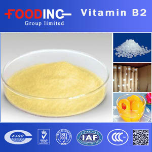 Animal Feed Riboflavin/Vitamin B2 (riboflavin sodium phosphate) pictures & photos