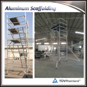 Adjustable China Aluminium Scaffolding Tower for Sale pictures & photos