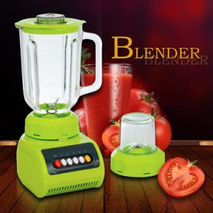 High Qulaity Low Price Hot Sale CB-999g Glass Jar 2 in 1 Blender pictures & photos