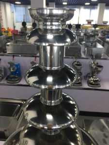 Low Price Chocolate Fountain Machine / Commercial Chocolate Fountain pictures & photos