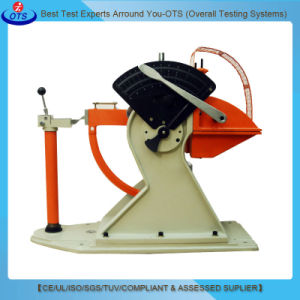 Cardboard Puncture Resistance Tester Bursting Strength for Corrugated Cardboard Box pictures & photos