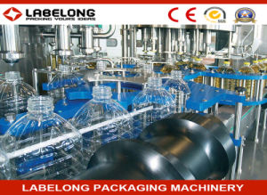 Edible Oil Filling Machine/Plastic Bottle Oil Filling Line pictures & photos