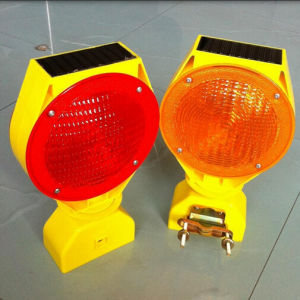 Solar LED Emergency Barricade Light with Ce Certificate pictures & photos