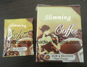 OEM/ODM Lose Weight Herbal Slimming Coffee pictures & photos