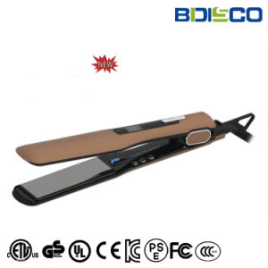 Private Label Straightener Iron Digital Fast Hair Straightener pictures & photos