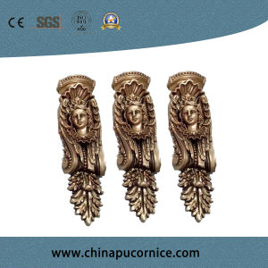 Artistic Polyurethane Decorative Exotic Corbels for Interior Decoration pictures & photos