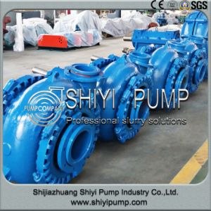 Heavy Duty Centrifugal Dredging Suction Sand Pressure Gravel Pump pictures & photos