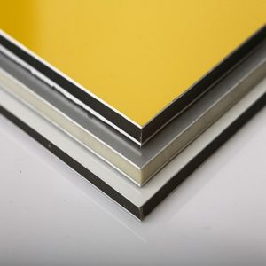 High Quality Aluminum Composite Panel with Cheapest Price (ALB-009) pictures & photos