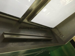 Large Size Stainless Steel Screen Washout Machine pictures & photos