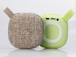 PS9 Wireless Fabric Bluetooth Speaker with Keychain for Outdoor pictures & photos
