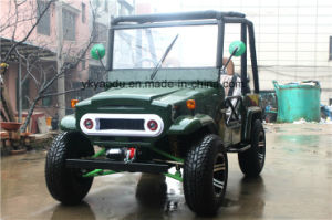 150cc/200cc/300cc Mini Jeep Willys with Gy6 Engine pictures & photos