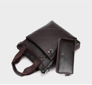 Fashion Leather Shoulder Bag Messenger Bag Leather Laptop Briefcase Bag pictures & photos