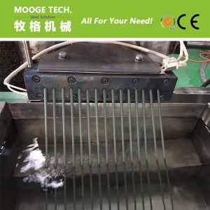 SJ-120 water cooling strand pelletizier/noodle type pelletizing line pictures & photos