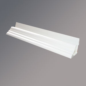 China PVC Panel Accessory PVC Corner PVC Connector for Decorative Ceiling pictures & photos