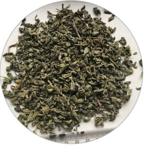 Organic Gunpowder Green Tea, Organic Ec834/2007 and Nop Certified pictures & photos