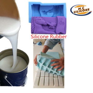 Two Components RTV Mold Silicone/Silicone Liquid Rubber for Molding pictures & photos