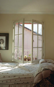 Seamless Design Practical French Aluminum Window pictures & photos